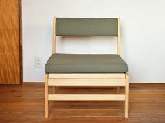 ひのき胡坐椅子