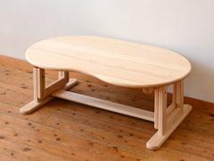 アレンジオーダーカラーキッズテーブル製作実例