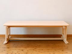 サイズオーダーキッズテーブル家具製作実例