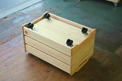 アレンジオーダーおもちゃ箱製作実例