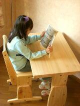ご家庭で使い易いサイズの机