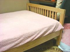 マットやふとん使用ベッド