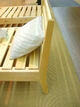 贅沢なスタイリッシュベッド