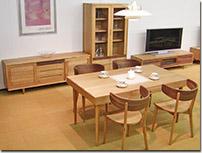 広葉樹家具