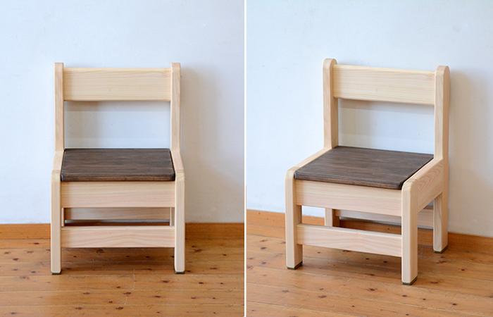 保育園先生の椅子