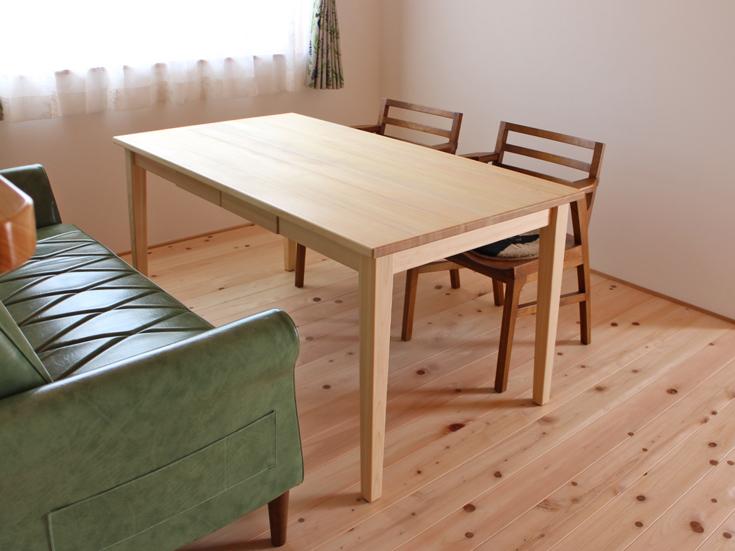 オーダープレーンローテーブル
