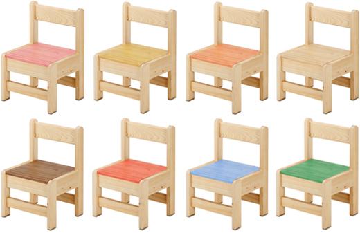 先生の椅子カラーバリエーション