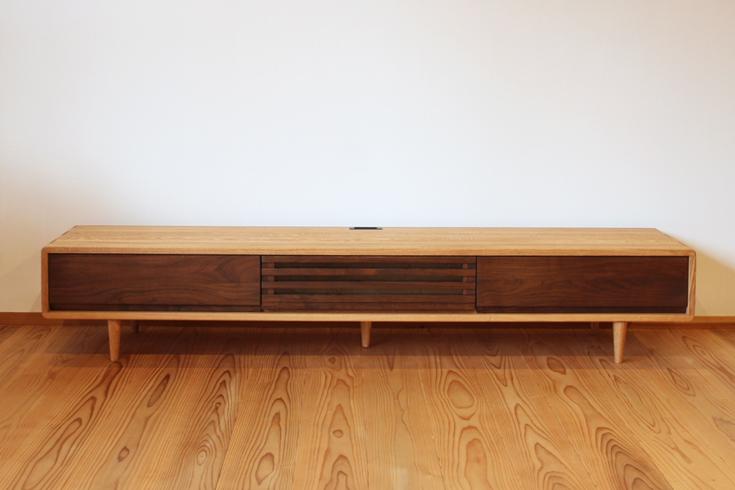 テレビボード180Low